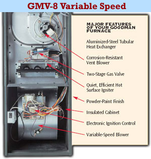 Climate tech h v a c chicago land 39 s most reliable for Variable speed motor furnace